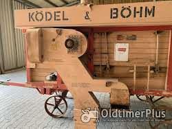 Ködel & Böhm Dreschmaschine Foto 3