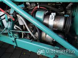Hanomag R 12 KB Speichenräder, Tüv, Anlasser, läuft schön! foto 3