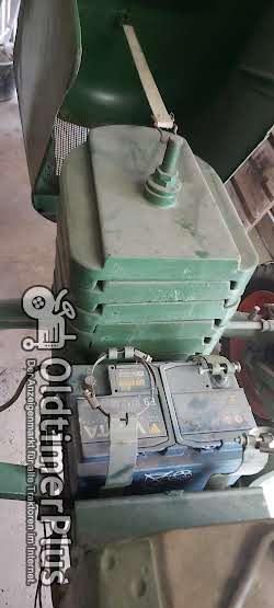 Fendt Dieselross F 12 GH Foto 6