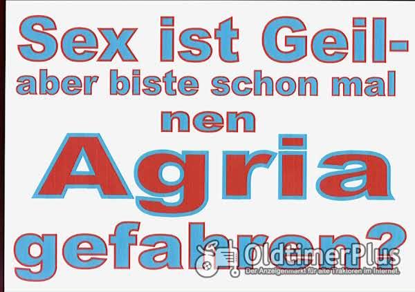 Agria T-Shirt...Sex ist geil Foto 1