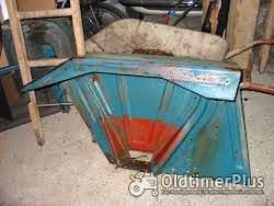 Hanomag Granit 500 / 1 in Teilen zu Verkaufen Foto 5