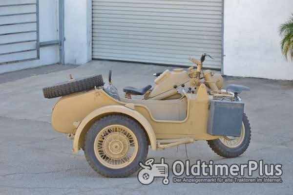 zu Selling 1942 Zundapp KS750 Project Foto 1