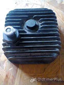 Güldner 3LKN-3LKA Originalteile Motorölkühler mit Deckel,Kolben 80mm Original und unbenutzt Foto 7