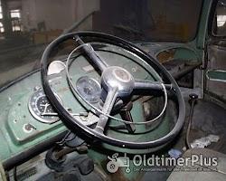 Daimler Benz Hauber LAK 1620 LAK Kipper Foto 5