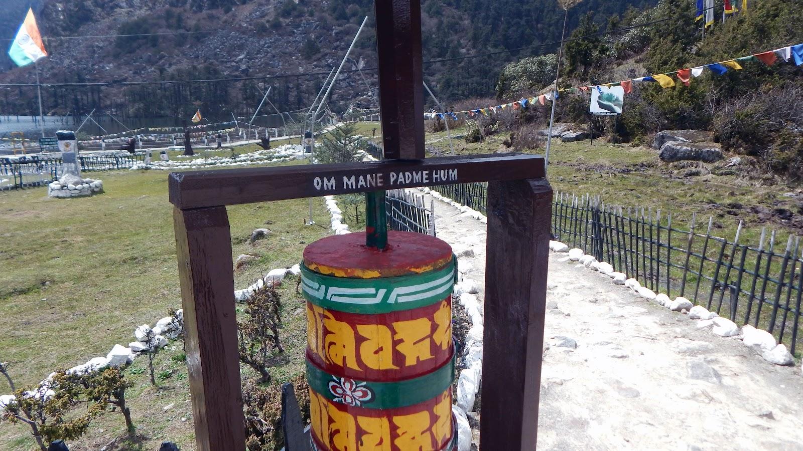 Prayer drum