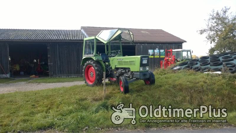 Fendt Farmer 103 Foto 1