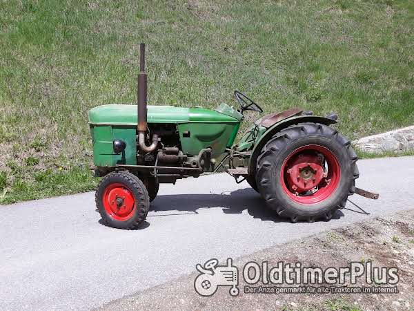 Deutz 4005 Plantage Schmalspur foto 1