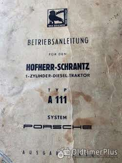 Porsche Hofherr-Schrantz - Porsche A111 foto 2