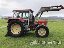 Schlüter Compact 650 SV 6 Forstschlepper mit Schlang & Reichert Winde! photo 2