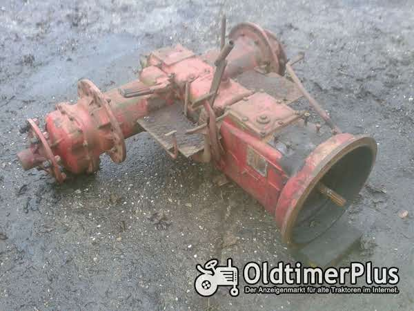 Fahr F9 Getriebe ? Foto 1