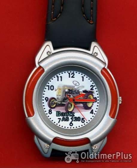 Bautz AS 120 Armbanduhr Foto 1