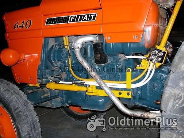 AHS Hydro Vollhydraulische Hydrostat Lenkung Fiatagri 450 Fiat 480 Fiat 500 Fiat 640 ua.a Foto 1