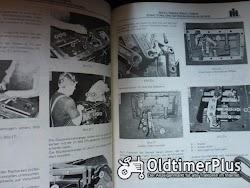 IHC Werkstatthandbuch Getriebe f. Dieselschlepper Foto 3