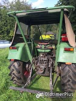 Fendt Farmer 3S-Allrad-Frontlader Foto 4