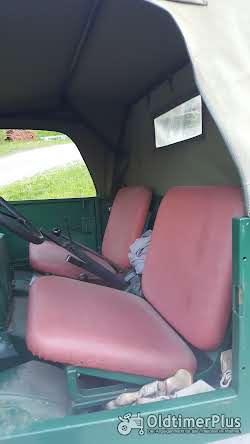 Mercedes Unimog Foto 3