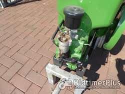 Deutz Standmotor MA 711 (Benziner) Bj. 1936 Foto 3