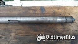 Hanomag R435 Kupplungswelle für Ausrücklagergabel Foto 3