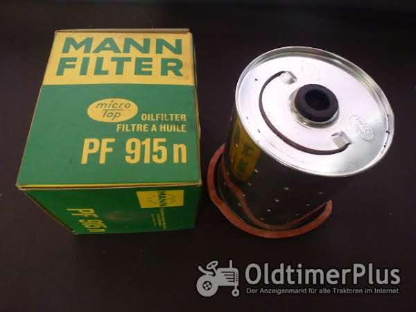 3x Mann Ölfilter Nebenstromanlage PF915/n Foto 1