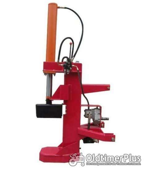AgrimeXX LSP 18 Holzspalter - Zapfwelle - eigene Hydraulikpumpe - Superpreis! Foto 1
