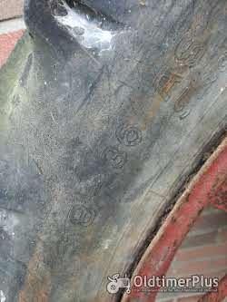 Deutz 36 inch  velgen Speichenräder Foto 3