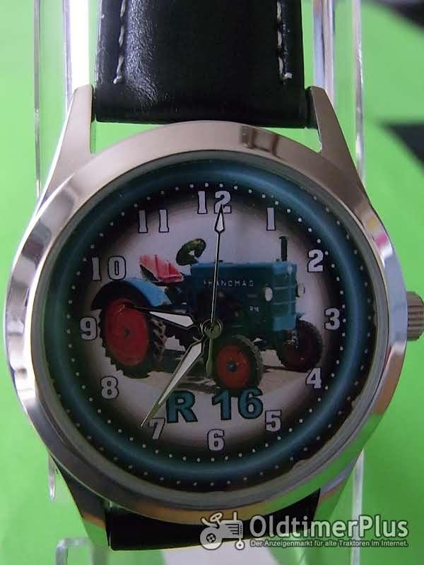 Hanomag R 16  Armbanduhr Foto 1