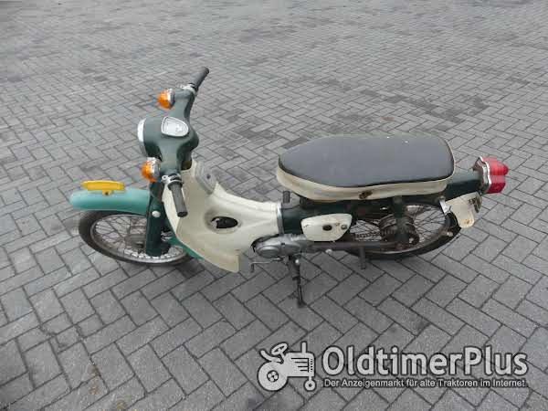 Honda 4 stroke Foto 1