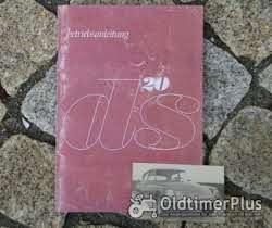 Betriebsanleitung Citroen D Super D Special ID / DS 1971 Foto 3