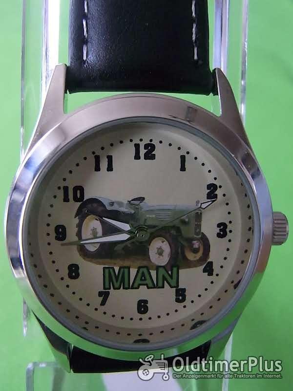 MAN 1961  Armbanduhr Foto 1