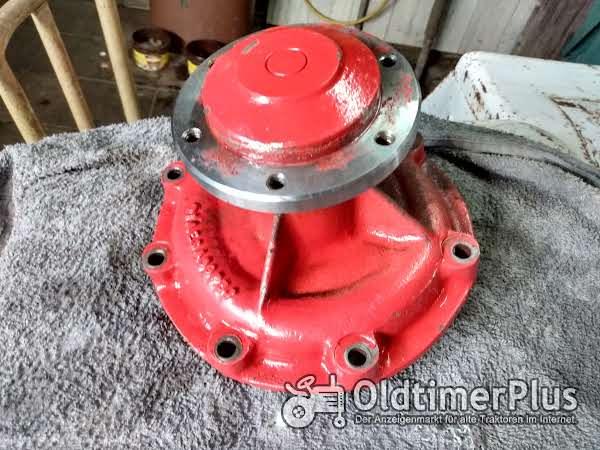 waterpomp case ih gebruikt in goede staat Foto 1