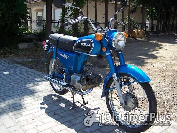 HONDA CD50 Foto 1