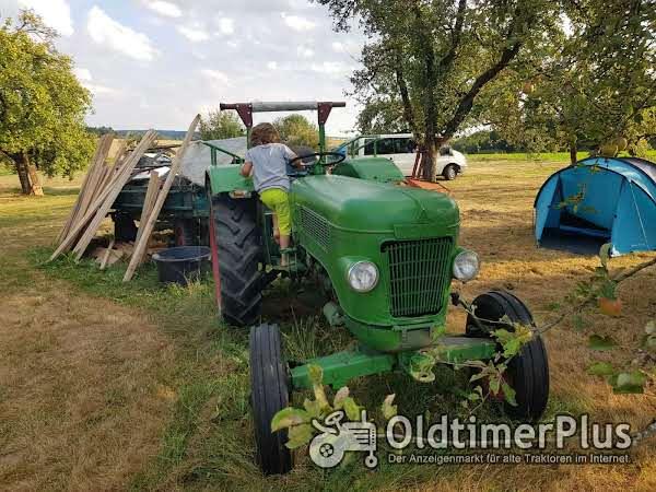 Fendt Farmer 2 FW 139 Foto 1