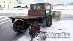 Mercedes UNIMOG Typ 411 a photo 4