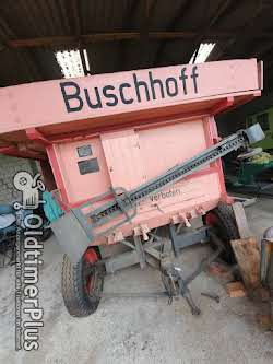 Dreschmaschine Buschhoff Foto 10