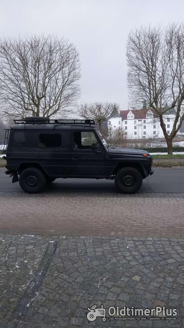 Mercedes Benz GD 240 Koffer AHK 3500 Kg Foto 1