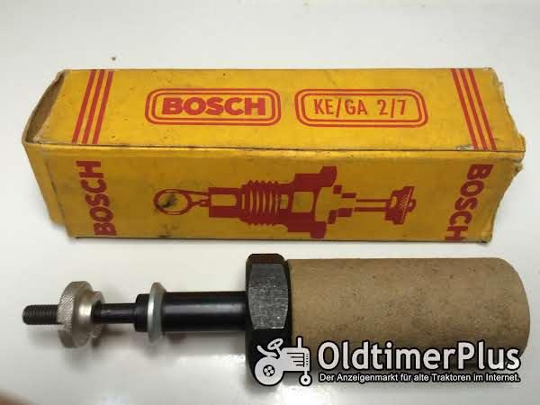Bosch KE/GA 2/7 Glühkerze heater plug bougie de préchauffage Foto 1