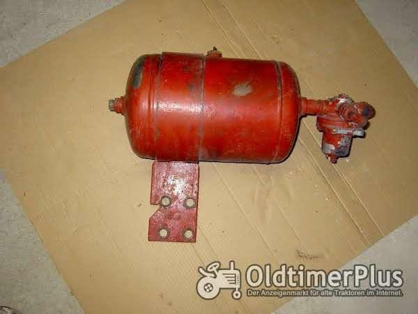 Westringhouse Druckluftbehälter Foto 1