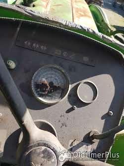 Deutz D 4506-S mit Frontlader Foto 6