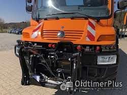 Mercedes Unimog U300 mit 177PS, Mega Ausstattung, Klima, Variolenkung, Zapfwelle uvm Foto 8