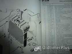 Ersatzteil-Katalog IH Mc Cormick D 324 Standard Foto 3