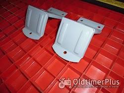 Hanomag R35,R28 Lampenhalter Universal für Vorne und Hinten passend Foto 4