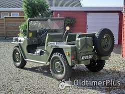 Mutt 151 A1  Dänischer Militärjeep Foto 2