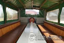 Eisenwerk Grümer Planwagen - Anhänger – Einzelstück – Typ DB 8000 – DB 80 Foto 6