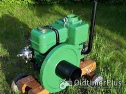Motorenwerk Cunewalde 1H65 Stationärmotor Wasserverdampfer Foto 8