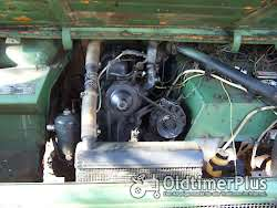 Mercedes Unimog 411 cabrio Foto 8