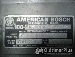 Allis Chalmers American Bosch Pumpe  6 zyl. Foto 2