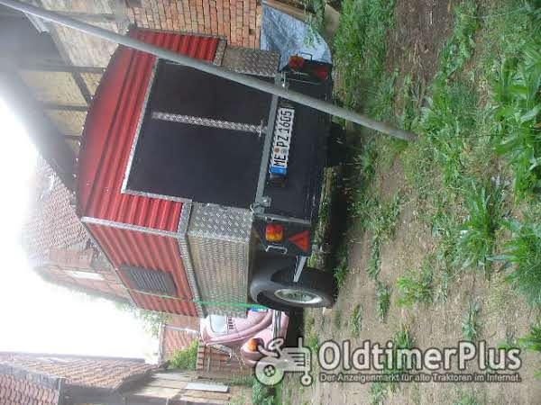 eigenbau schäferwagen Foto 1