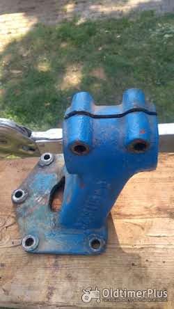 Hanomag Halterung für Lenkgetriebe R435, R324 und andere Foto 3