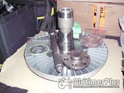 Fendt Farmer Favorit, Case/IHC 1255 1455 Turbokupplung, Hohlwelle, Kupplungswelle, Zahnwelle, Antriebswelle Foto 3