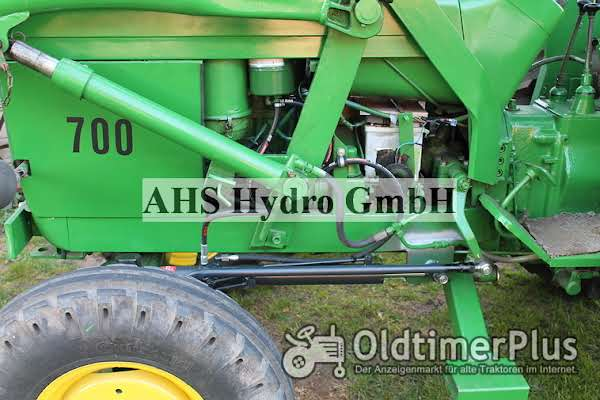 AHS Hydro GmbH Hydraulische Lenkung John Deere 300, 500, 700 Foto 1