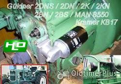 DEUTZ EICHER F2M414 F1M414 Motor Ölfilter Adapter Umbausatz Ölfilterumbausatz Foto 3